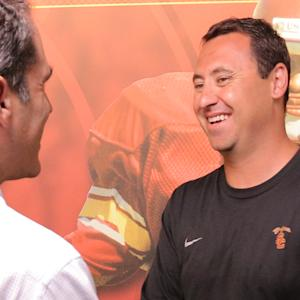 The Seth Davis Show 'Bonus Cut': Steve Sarkisian