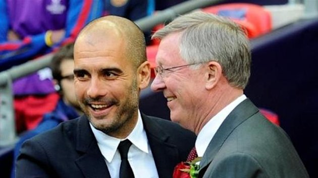 Guardiola  - Ferguson