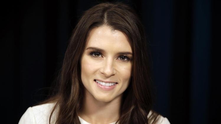 Danica Patrick on racing, celebrity, Super Bowl ad