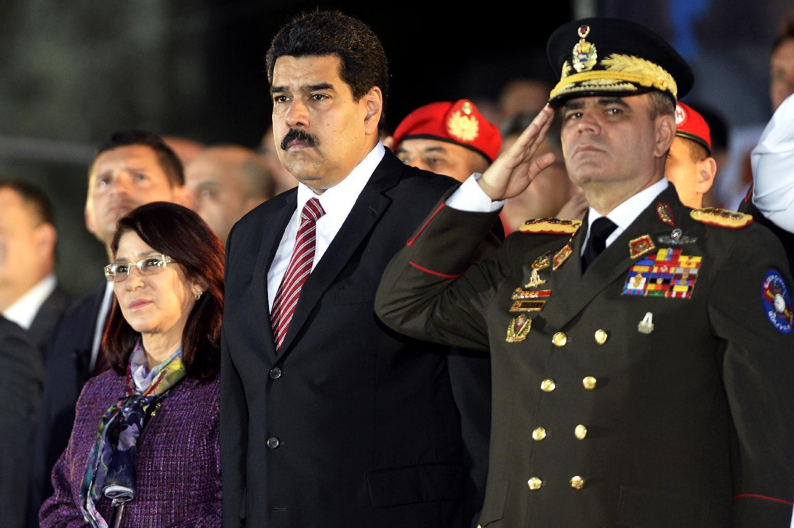 US seeks to overthrow Venezuela government: official