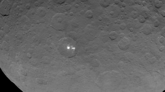 What Are Those Bright Spots on Ceres? Go Vote!