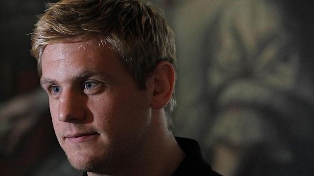 Chris Henry is ready to step up for Ireland