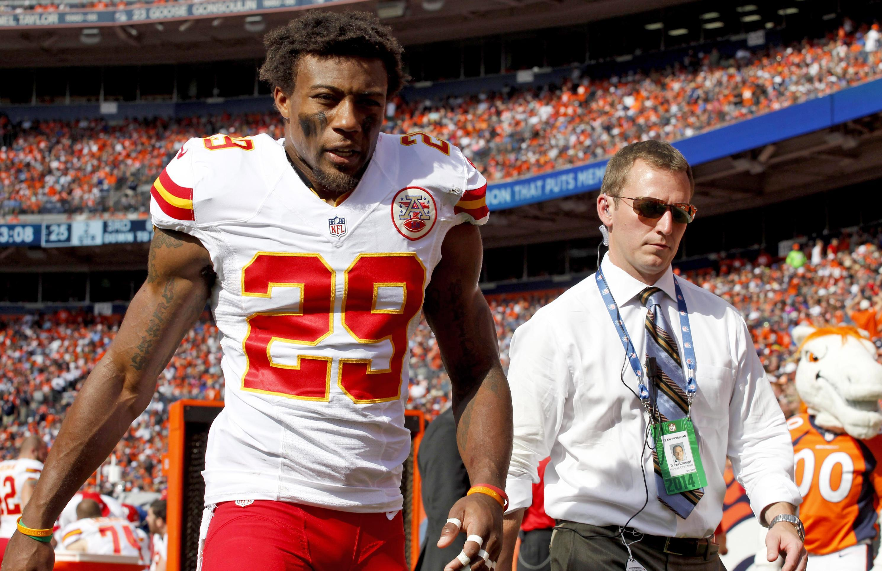 Andy Reid says Eric Berry has completed cancer treatments