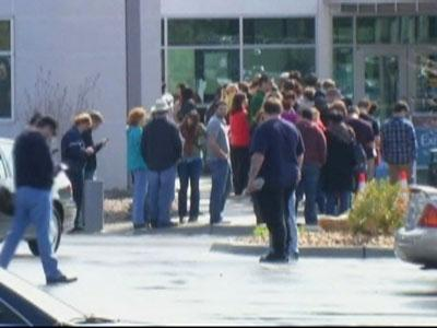 Patients of Oklahoma Doctor Line Up for Tests