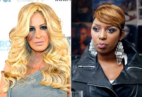 Kim Zolciak: NeNe Leakes Is Too &quot;Loud and Violent&quot; for Me