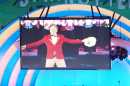 Watching Conan sing the 'Simpsons' monorail song is transcendent