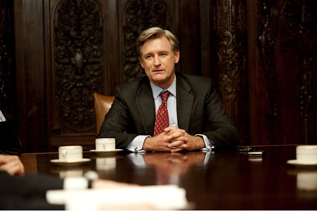 "Bill Pullman stars as Jamie Dimon in ""Too Big to Fail."""