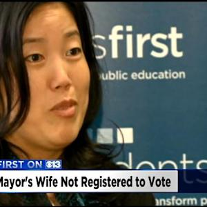 Michelle Rhee, Wife Of Sacramento Mayor Kevin Johnson, Not Registered To Vote In Sacramento