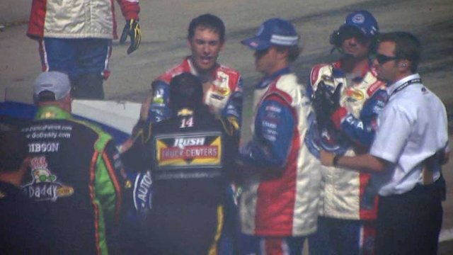 5-Hour Energy Craziest Moment From The Track: Auto Club 400