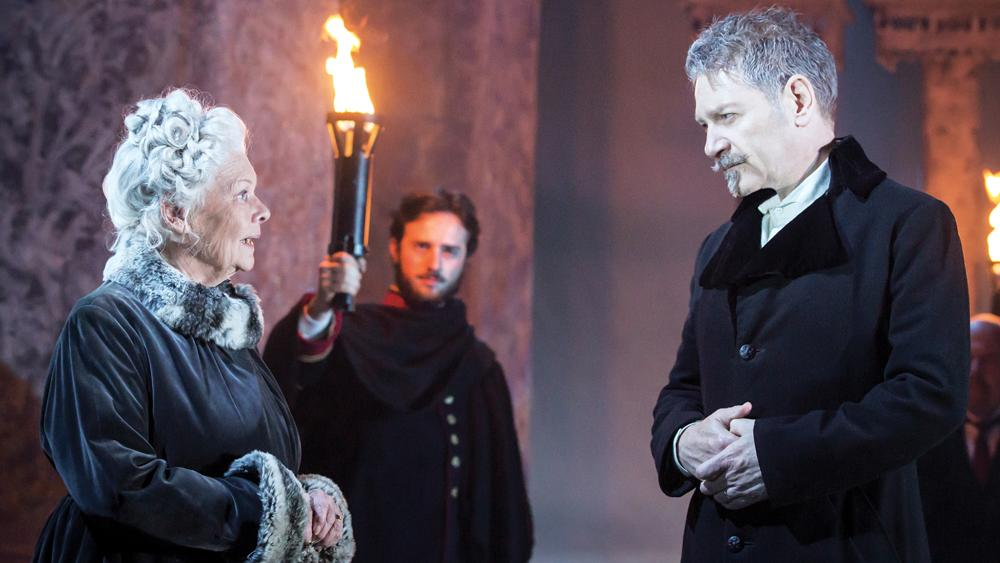 Kenneth Branagh's Production of 'Winter's Tale' Tops U.K. Movie Box Office