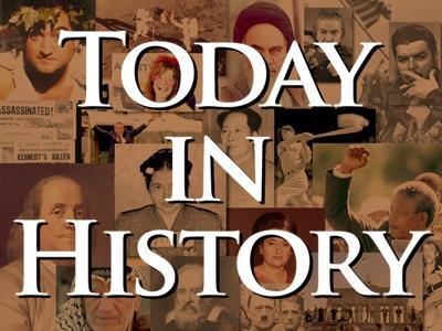 Today in History for December 17th