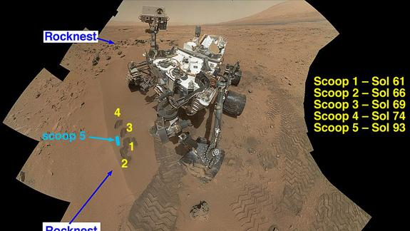 Astronauts Could Survive Mars Radiation for Long Stretches, Rover Study Suggests