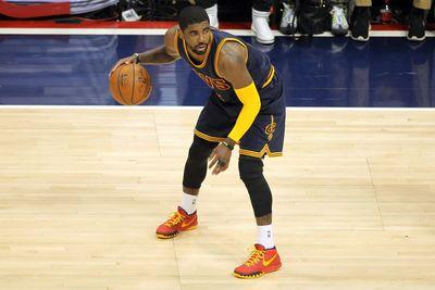 Kyrie Irving out for Game 2 with knee injury