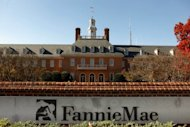 <p>Fannie Mae's headquarters are seen in 2011 in Washington, DC. The US Treasury on Friday announced new terms for mortgage financiers Fannie Mae and Freddie Mac to refund the government for bailing them out, after both struggled to keep up with repayment commitments.</p>