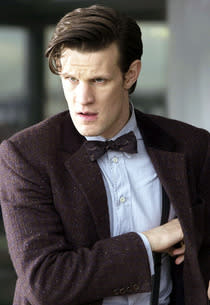 Matt Smith | Photo Credits: Adrian Rogers/BBC