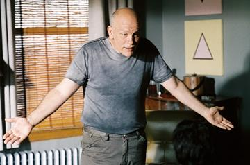 John Malkovich in United Artists/Sony Pictures Classics' Art School Confidential
