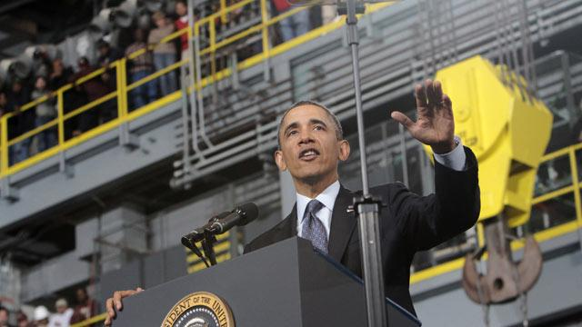 Obama Backs Off Warnings About Sequester
