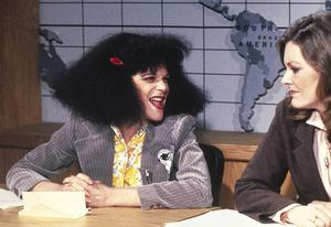 Gilda Radner, Jane Curtin | Photo Credits: NBC Universal/Getty Images
