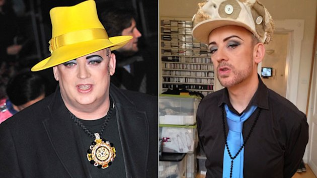 Boy George's Secret to His Stunning Weight Loss