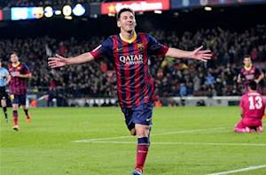 Martino undecided on Messi role versus Atletico