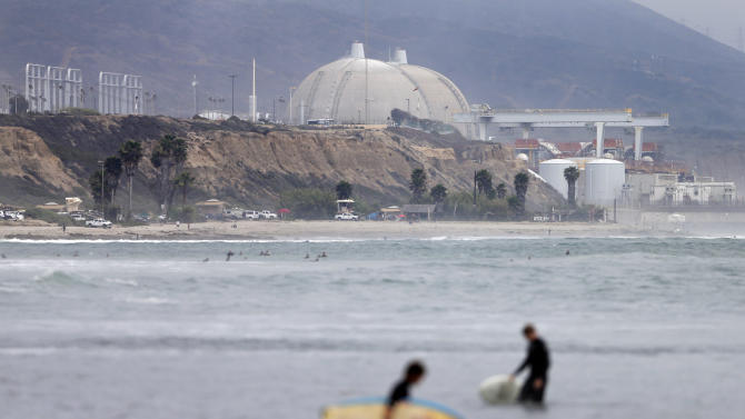Mitsubishi blamed in Calif. nuclear plant closure