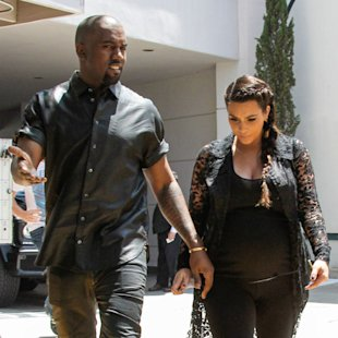 Kim Kardashian 'Very Unhappy' With Kanye West's Plans To Tour After Baby Birth?