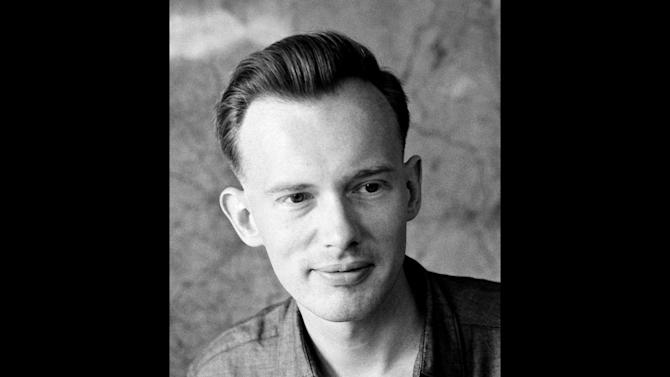 FILE - This Feb. 24, 1965 file photo shows Malcolm Browne, Associated Press correspondent in Saigon, South Vietnam. Browne, acclaimed for his trenchant reporting of the Vietnam War and a photo of a Buddhist monk's suicide by fire that shocked the Kennedy White House into a critical policy re-evaluation, has died. He was 81. (AP Photo, File)