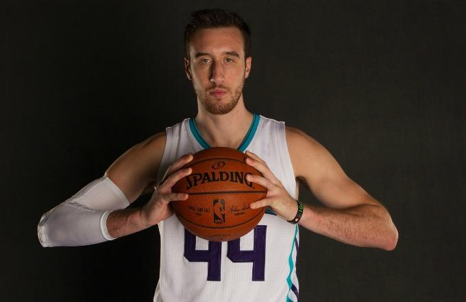 Frank Kaminsky Busts Out Some Crazy Dance Moves for Fans in China