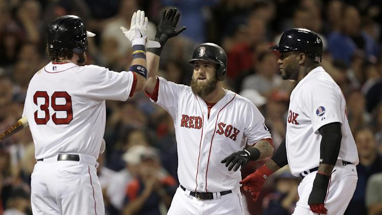 Red Sox win 9-2, eliminate NY from AL East race