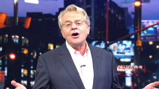 Jerry Springer Channels Elvis
