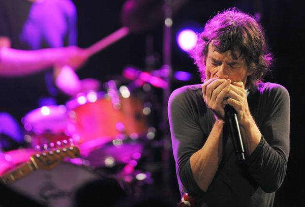 Rolling Stones Add Reunion Show in Brooklyn