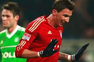 Wolfsburg 0-2 Bayern Munich: Mandzukic and Robben earn Bavarians victory at the Volkswagen Arena