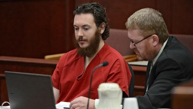James Holmes' Insanity Plea Accepted by Court in Colorado Theater Massacre
