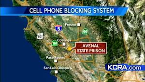Crackdown on inmate cell phone use in prison