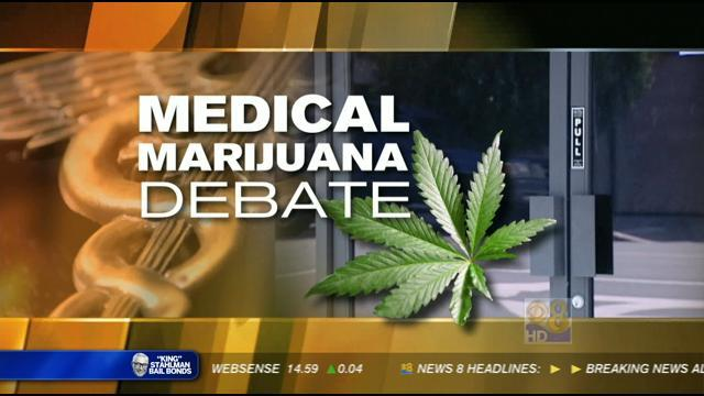 Fight fires up again over medical marijuana clinics