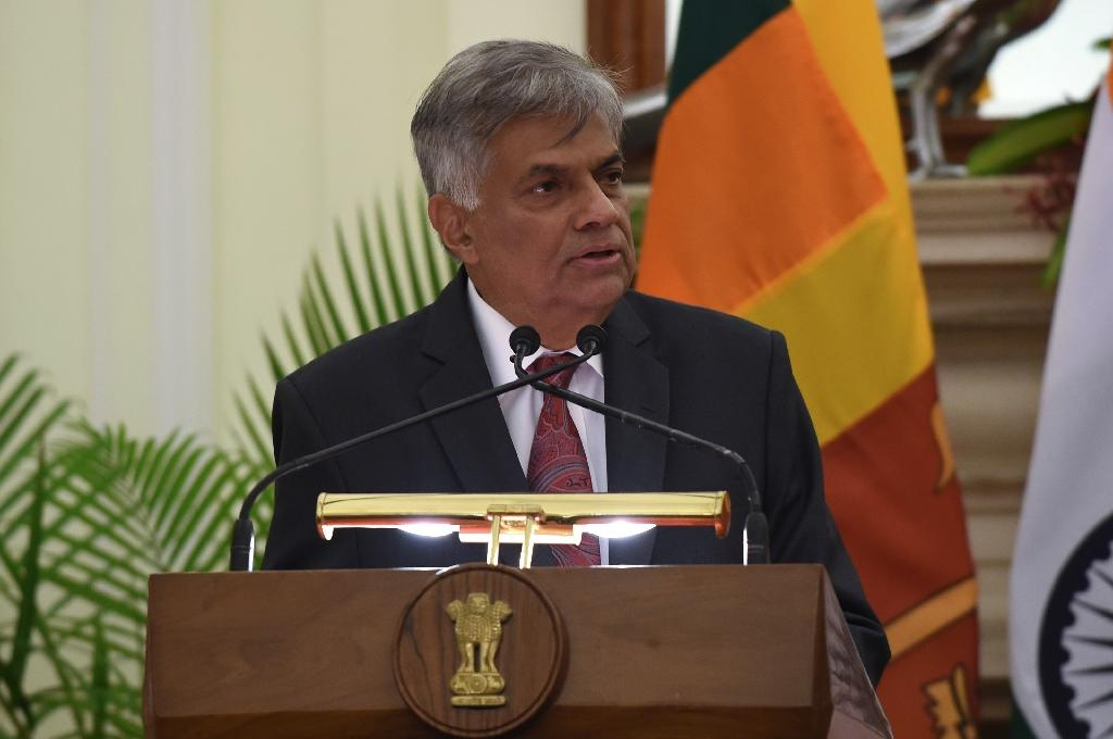Sri Lanka says Indian Ocean power plays threaten trade route