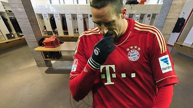 Franck Ribery (Bayern Mnchen)