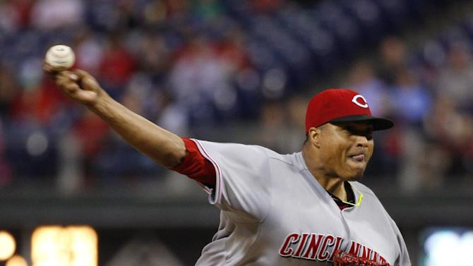 Simon, Mesoraco lead Reds over Phillies