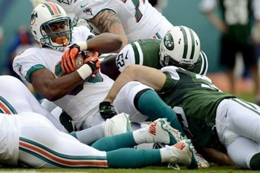 Folk's FG helps Jets beat Miami 23-20 in OT The Associated Press Getty Images Getty Images
