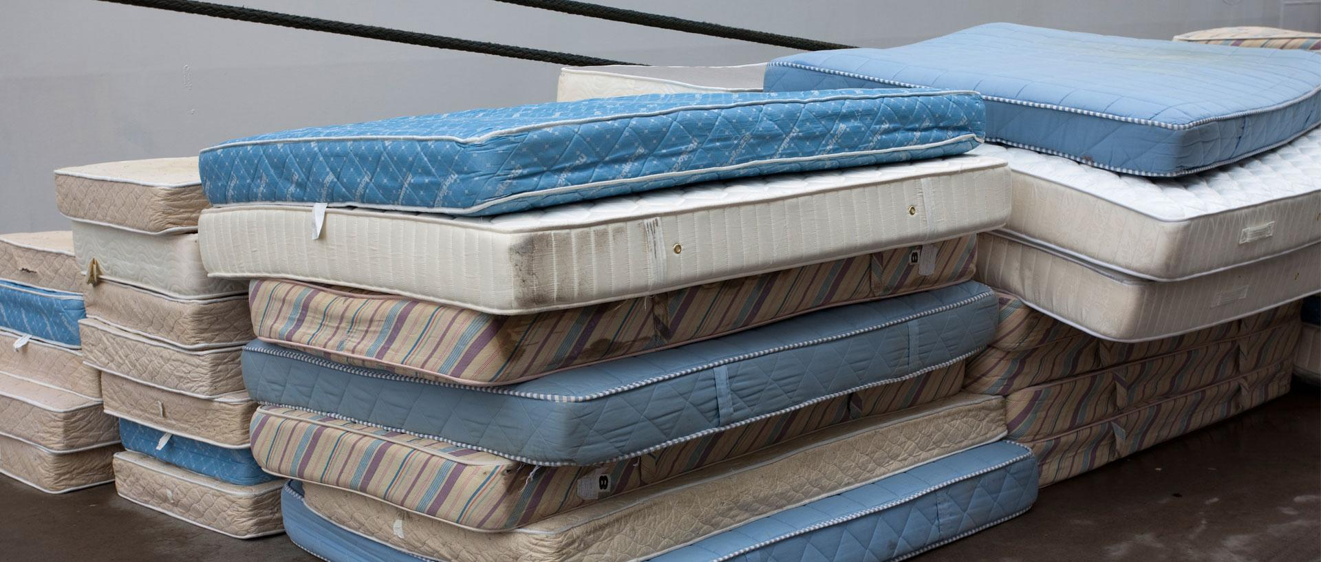 Mattress Recycling Is Easier Than You Think