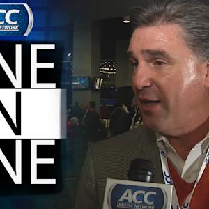 One-on-One with Clemson AD Dan Radakovich