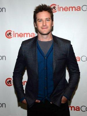 Armie Hammer to Star Opposite Tom Cruise in 'Man From U.N.C.L.E.'