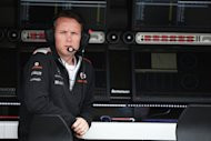 McLaren Sporting Director Sam Michael, pictured during practice for the Canadian Formula One Grand Prix at the Circuit Gilles Villeneuve, in June, in Montreal, Canada. Michael is adamant that McLaren will not throw in the towel in this season's title battle, saying the team is targeting wins in the final four races of the season