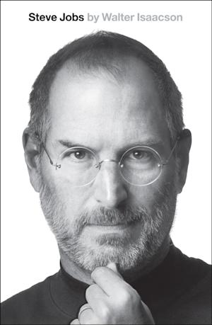 """This book cover image released by Simon & Schuster shows """"Steve Jobs,"""" by Walter Isaacson.  (AP Photo/Simon & Schuster)"""