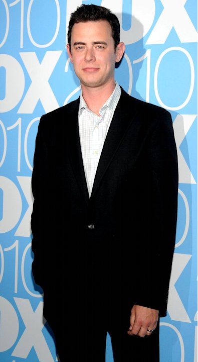 Colin Hanks Fox Fox Upfront Party