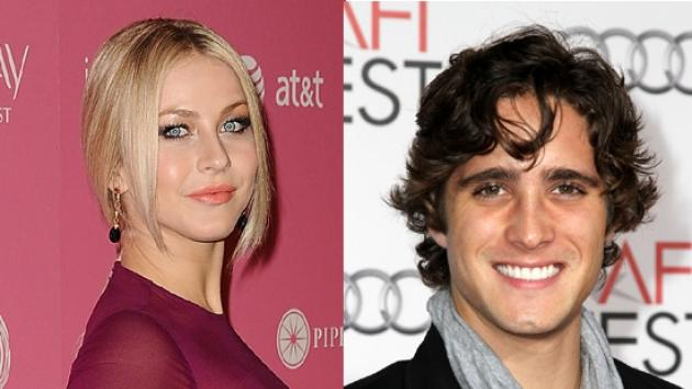 Julianne Hough, Diego Boneta -- Getty Images