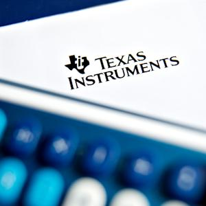 Texas Instruments Beats Street, Gross Margin Sets Record