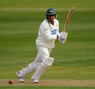 Ramnaresh Sarwan was the star as Leicestershire beat Worcestershire