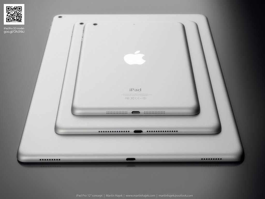 New details about Apple's super-sized iPad have leaked