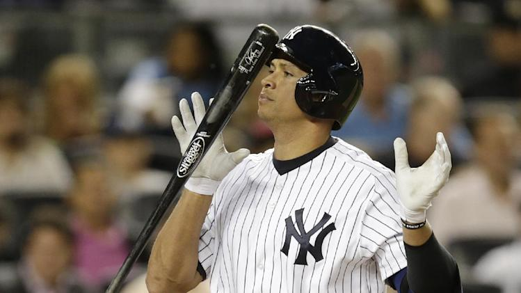 A-Rod says ban 'big burden,' ready for appeal